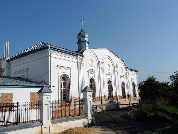 Ніжин. Свято-Миколаївська церква. 1873 р.