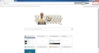 Cara Merubah Home Page di Browser Chrome, Mozilla dan Internet Explorer