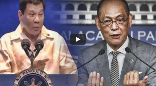 Mga Kagagohan Na Pinaggagawa Ng Under Secretary Of Budget Isinapubliko Ni Duterte
