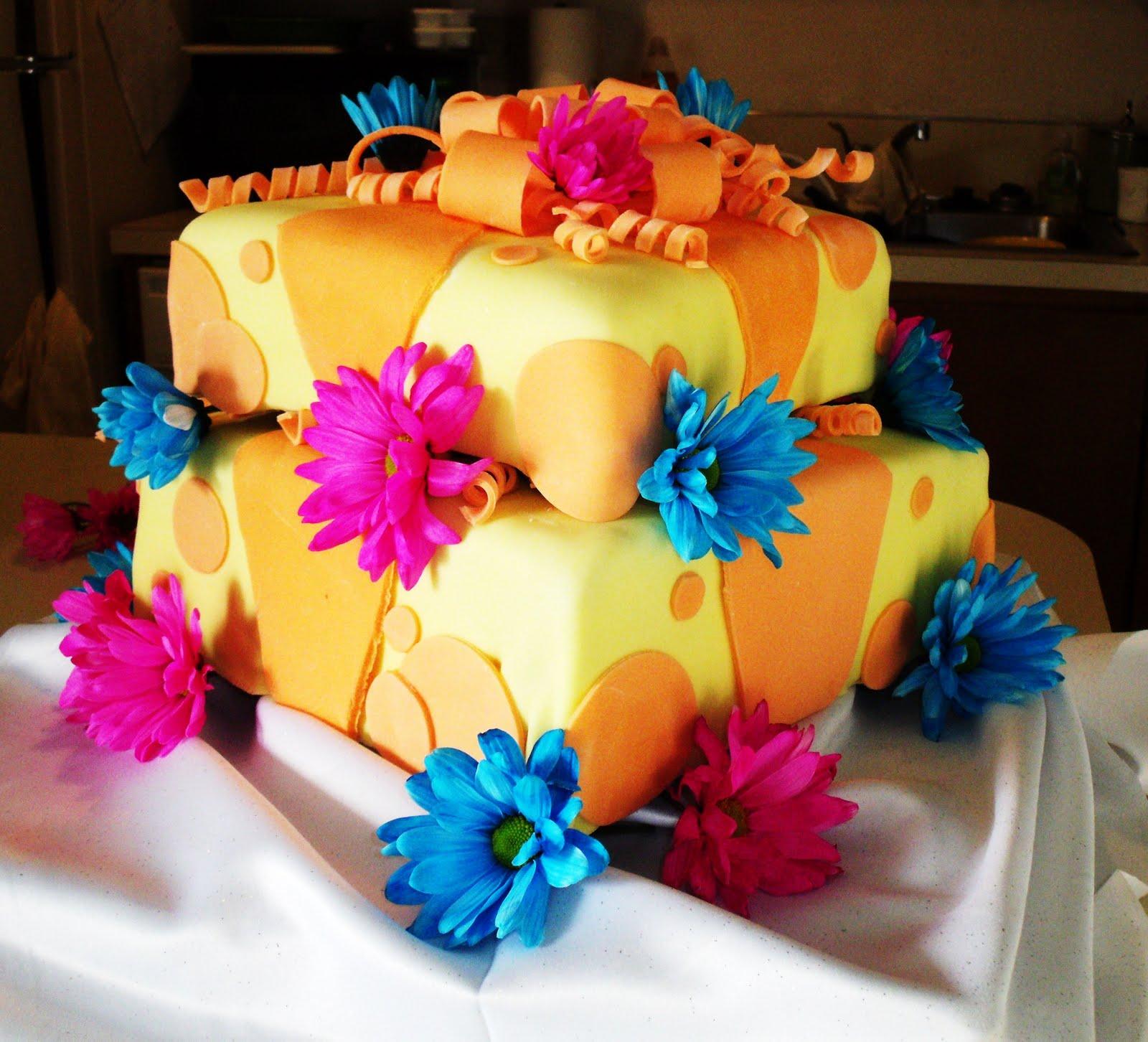 Marli's Cakes And Creations: Birthday Cake