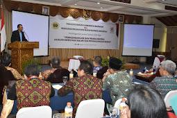 Dalam Seminar Nasional Call For Paper Di Gelar Di Jayakarta Hotel, Gubernur Tegaskan NTB Siap Terima Investor