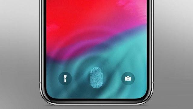 Apple vẫn đang quan tâm tới công nghệ vân tay dưới màn hình