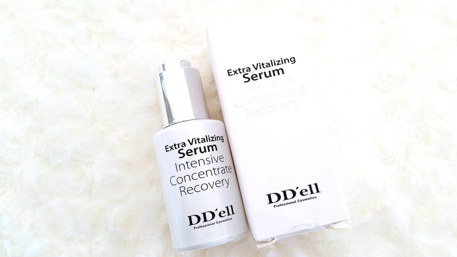 DD'ell Extra Vitalizing Serum Review | Dreams to Creations