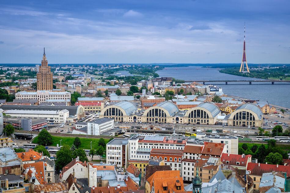 Riga Letonya