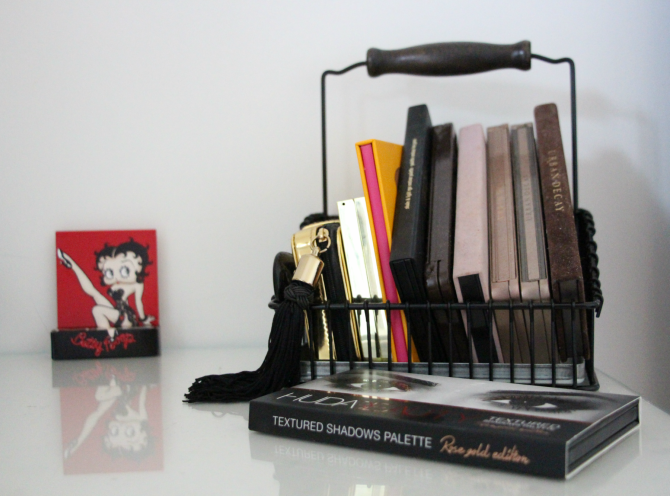 Urban Decay, Kat Von D, Juvia's Place, Anastasia Beverly Hills, Huda Beauty, Marc Joacobs