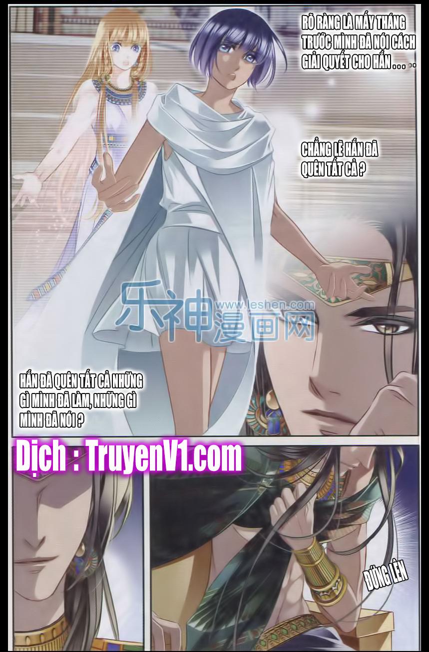 a3manga.com Sủng Phi Của Pharaoh Chap 15