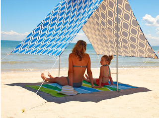 Additional ways to provide Shade at the Beach