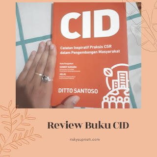Review Buku CID