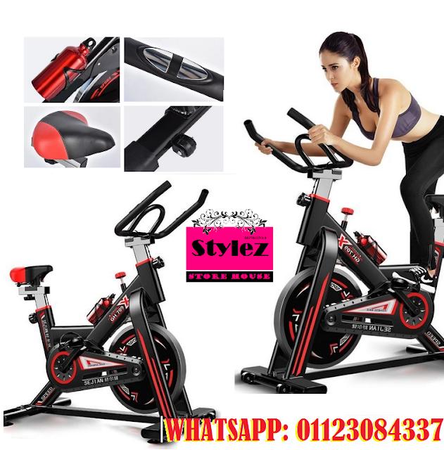 spinning bike , basikal senaman murah