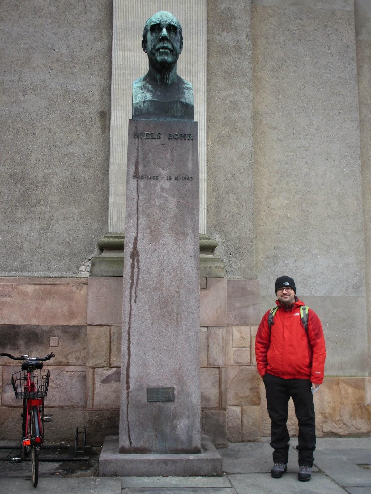 Aprender Física em Copenhaga - NIELS BOHR e o nascimento da física moderna | Dinamarca