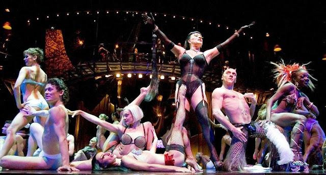 Show Zumanity do Cirque du Soleil em Las Vegas