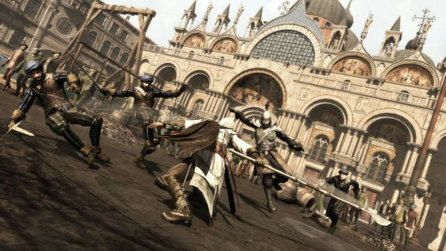 Assassins Creed 2 PC Game Play For PC