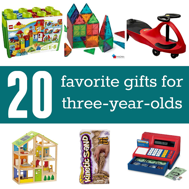 5 Year Old Christmas Gifts: Toddler Approved!: Favorite Gifts For 3-year-olds