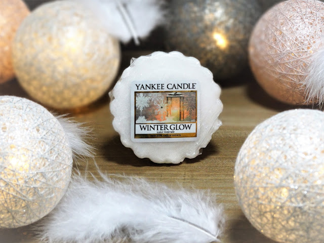 Avis Winter Glow de Yankee Candle - Blog Bougie - Blog Parfum