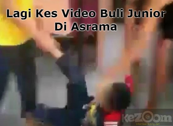 Video Buli Junior Di Asrama