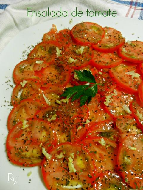 """""""Ensalada de tomate"""""""
