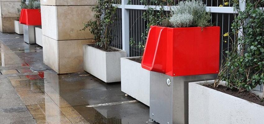 Urinóis de rua: os Urinóis que fazem as plantas crescerem