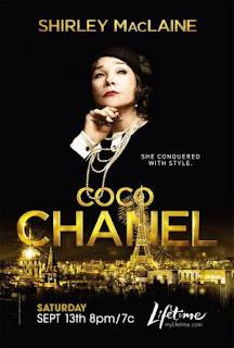 Coco Chanel (2008) Miniserie dramatica con Shirley MacLaine