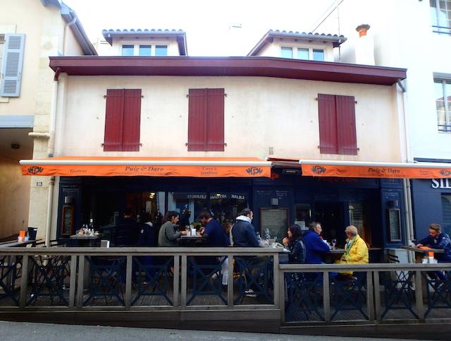 Puig & Daro, tapas restaurant in Biarritz, France