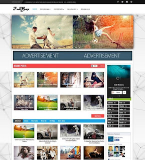 template blogspot FullBox