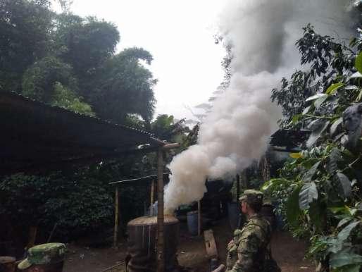 Tres capturas en operativos de registro y control ambiental en La Vega, Cundinamarca
