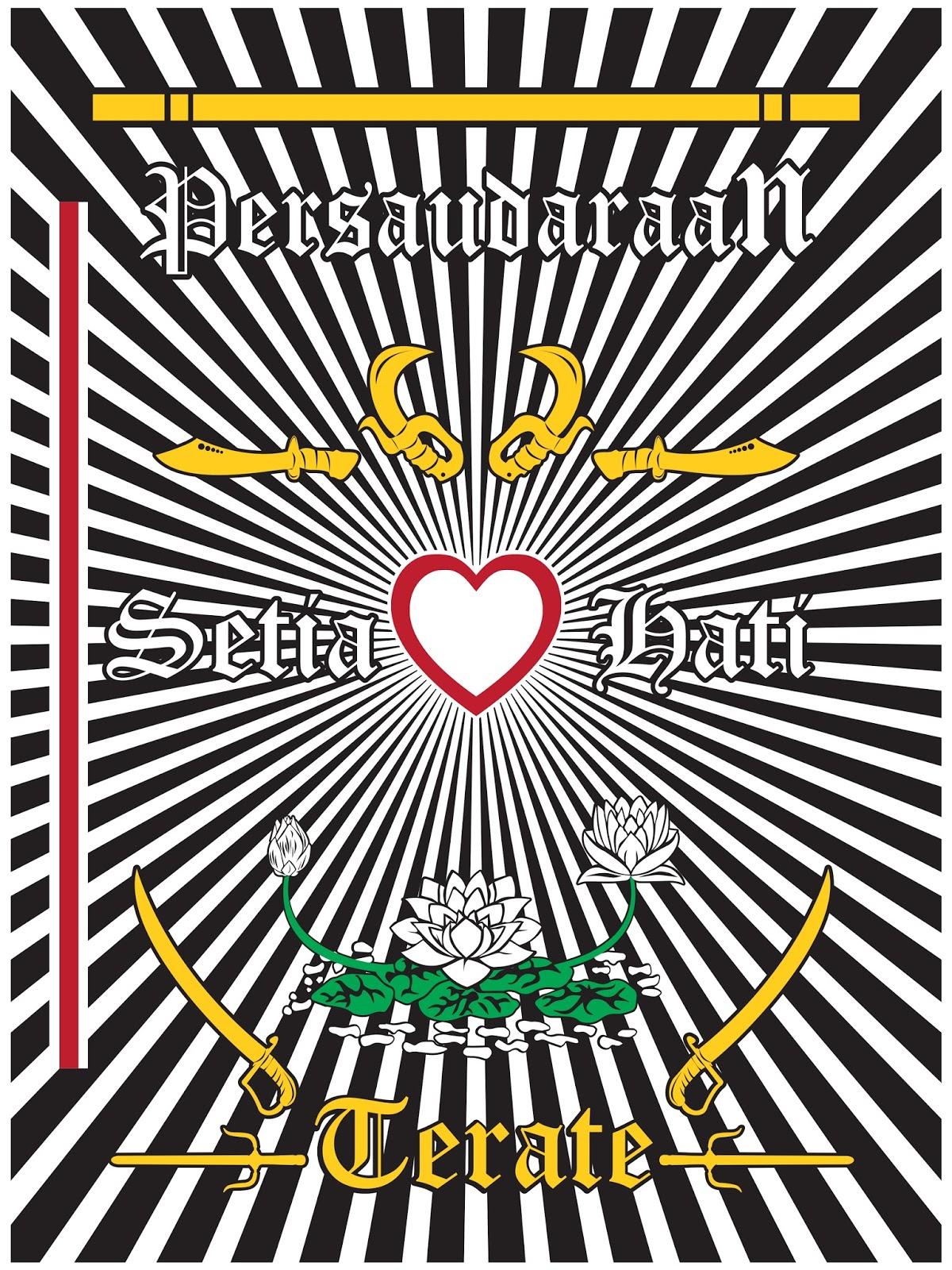 Psht Rayon Cibesel Logo Terbaru Gambar