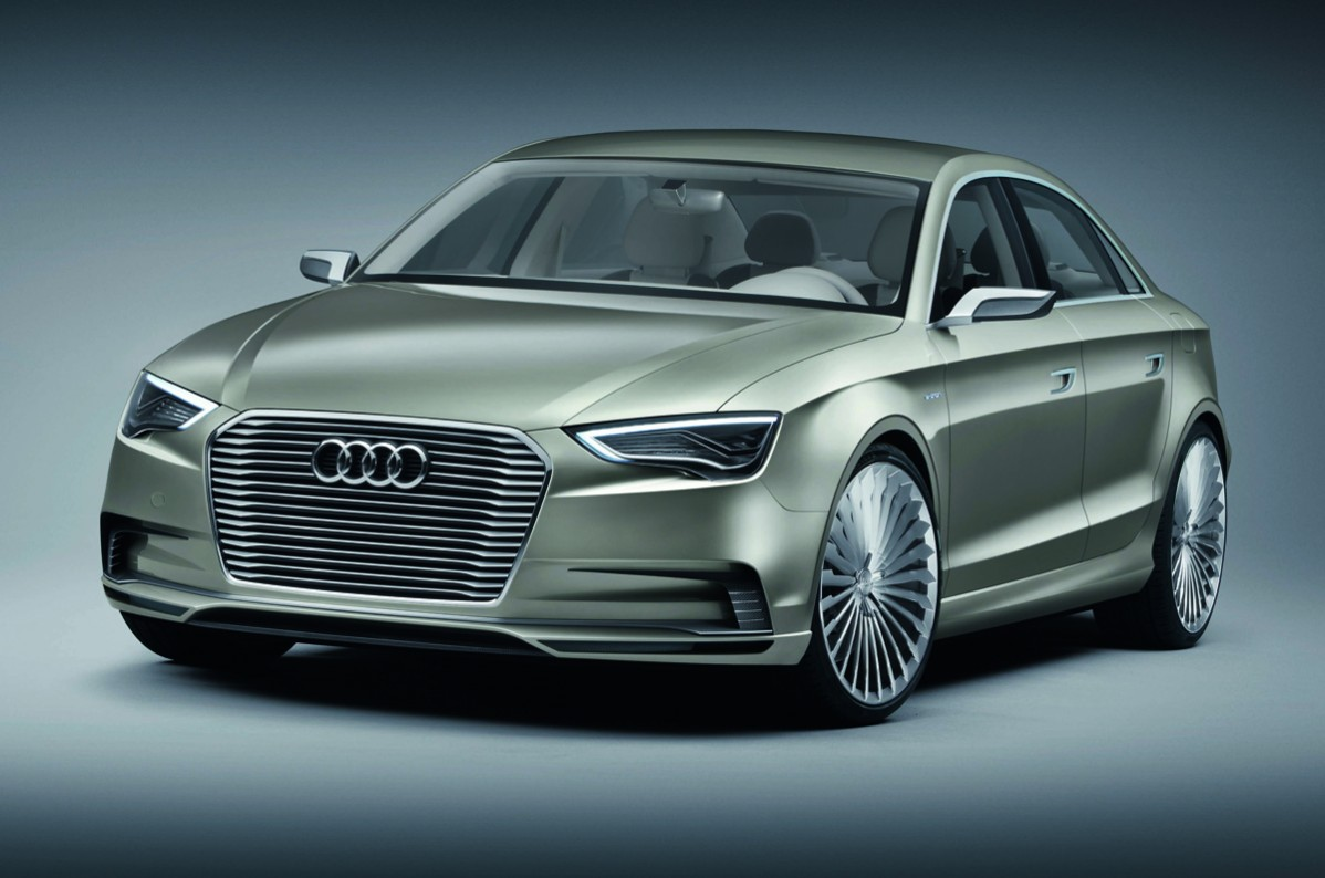 Audi A3 A4 And Q7 To Become Plug In Hybrids