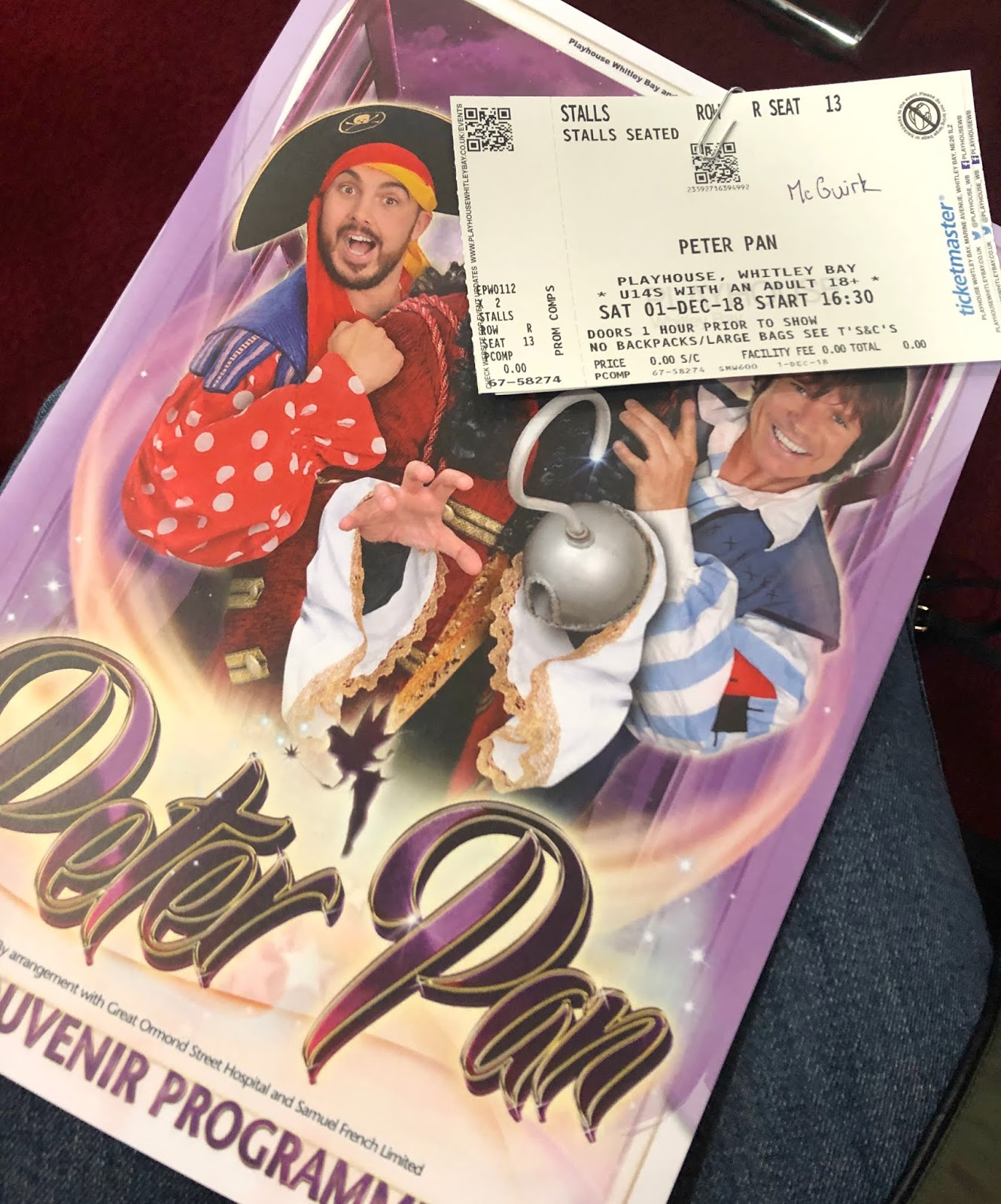Christmas in Whitley Bay - Playhouse Panto