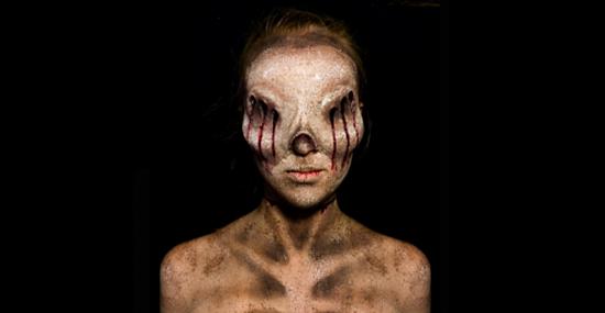 É bonito ser feia? Ela ensina como ficar aterrorizante...