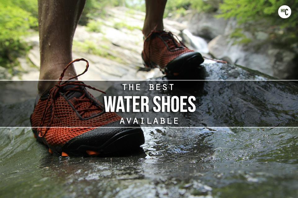Best Shoes For Slippery Rocks
