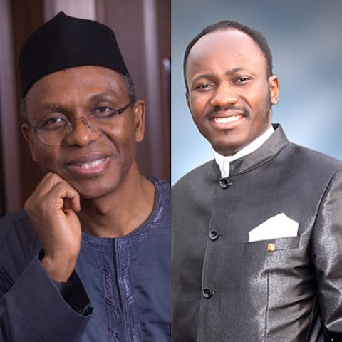 I will give you date for your burial – Apostle Suleiman dares El-Rufai