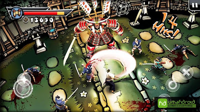 Download Games Android Keren Samurai Vengeance II APK