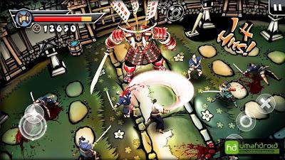Download Games Android Keren Samurai Vengeance II APK