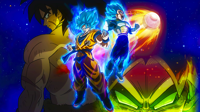 Dragon Ball Super: Broly [Película][BDrip][1080p][Dual Audio][Latino+Japonés][Sub-Español][MEGA]