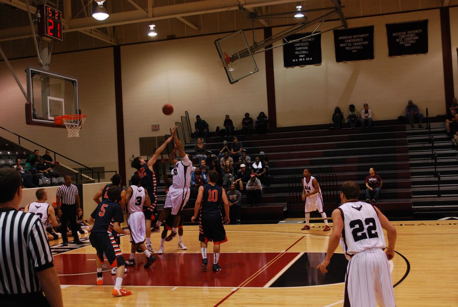 McMurry Basketball: January 2012