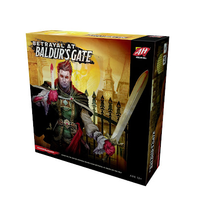 Betrayal At Baldur's Gate Box
