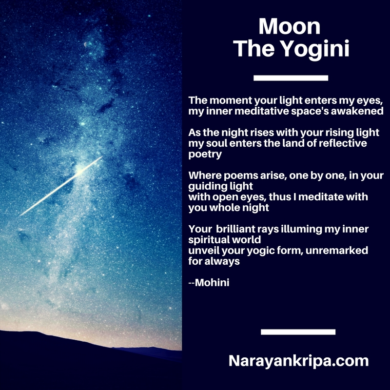 April Poetry Month Day 2 Poem Moon The Yogini Write a poem about the man (or something else!) in the moon. april poetry month day 2 poem moon
