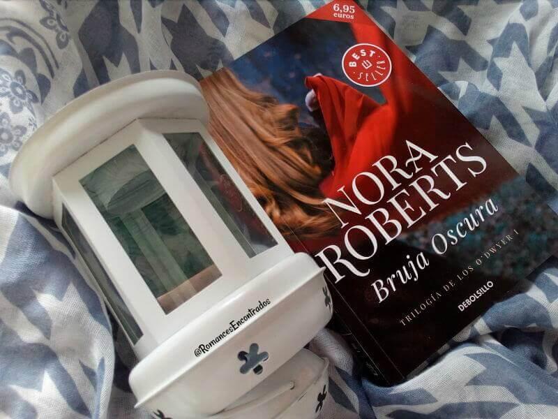 Reseña del libro Bruja oscura de la autora Nora Roberts