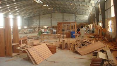 Tuyển lao động nam làm việc tại xưởng gỗ Dịch Liên ở Đài Trung (xuất cảnh tháng 12/2015)