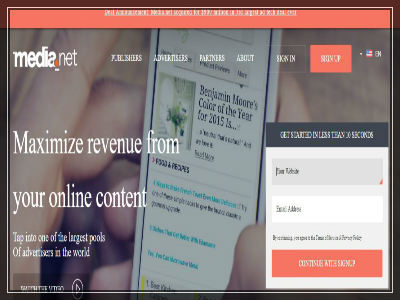 Medianet-contextual cpm advertising network for bloggers-400x300