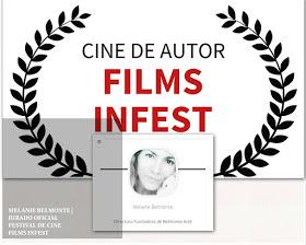 Melanie Belmonte | Jurado Oficial Festival Cine Films Infest