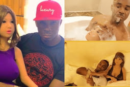 True Life Story: Why I Have Not Had S e x With My 'S e x Doll' – Pretty Mike