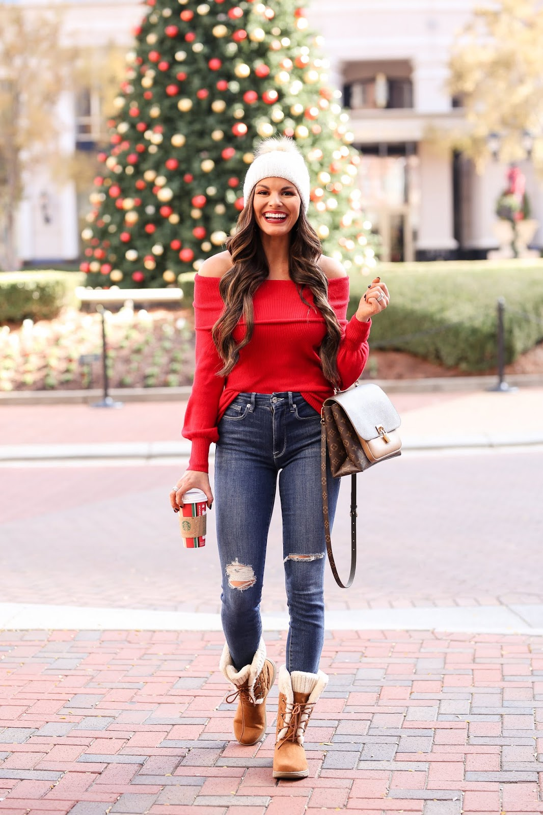 a905f8b54a8c5 Holiday Look with JCPenney | Mumu and Macaroons