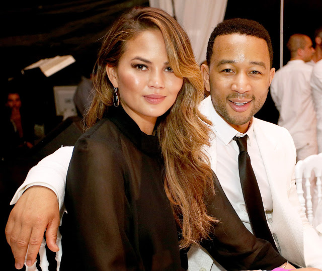 Kenya Daily Eye: John Legend's Wife Does The Unthinkable ...