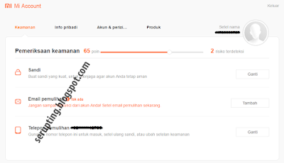 account xiaomi, akun xiaomi, mi account, akun mi, mi.com, mi cloud, miui forum, miui mi talk