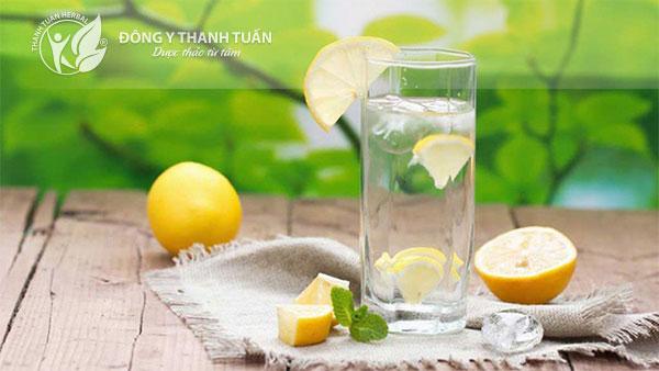 Uống nước chanh mỗi ngày để thanh lọc gan và cơ thể