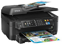 Epson WorkForce WF-2660 Driver Download Windows, Mac, Linux