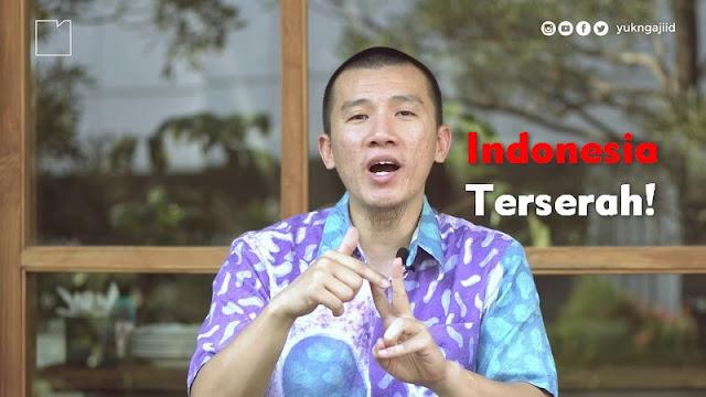 Felix Siauw: Indonesia Terserah!