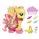 My Little Pony Fashion Style Fluttershy Brushable Pony