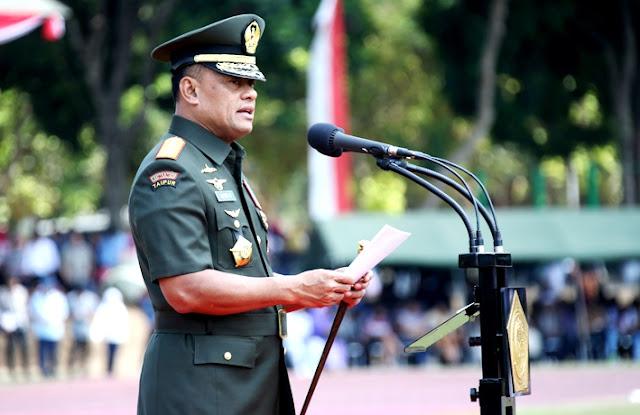 Presiden Jokowi Disebut Lindungi Ahok, Ini Gambaran Politik Panglima TNI : kabar Terupdate Hari Ini